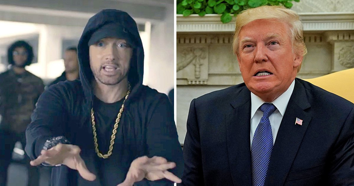 What is Eminem's net worth? Marshall Mathers has earned a few quid
