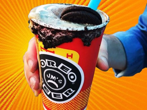 Forget the prosecco, Oreo beer is a thing and we need to try it immediately