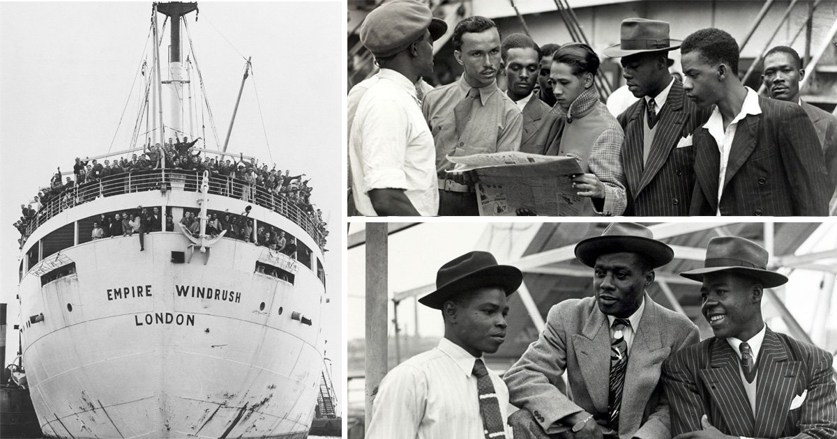 The Windrush generation are looked on with admiration and rightly so – here's why