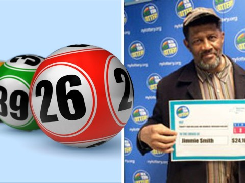 Grandfather finds old lottery ticket worth $24,000,000 in shirt pocket