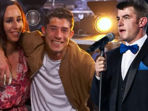 X Factor comeback kid Sam Black replaces Anthony Russell as it emerges his fiance 'previously dated Zayn Malik'