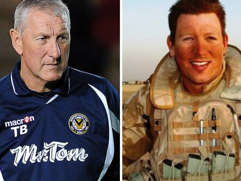 War hero son of Ex-England captain Terry Butcher dies suddenly at 35