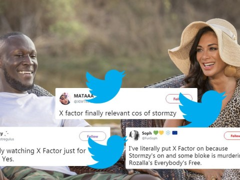 People are loving Stormzy on The X Factor's Judges' Houses: 'He's the only reason I tuned in'