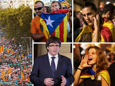 Catalonia warns of 'attack on democracy' as Spain takes control
