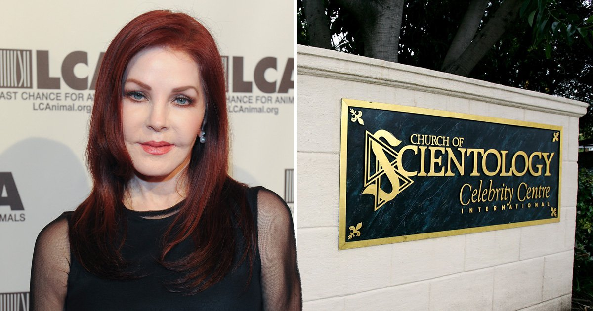 Church of Scientology deny that Priscilla Presley has defected