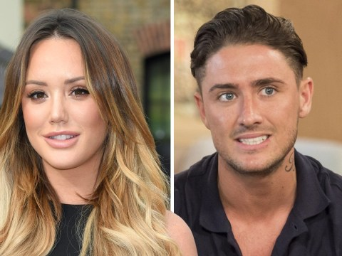 Charlotte Crosby and Stephen Bear 'spotted kissing at MTV EMAs party after spending night in hotel together'