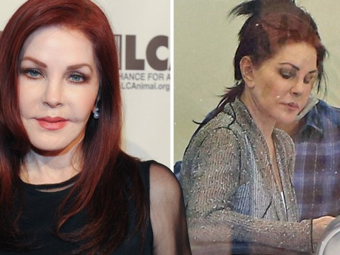 Priscilla Presley pampers herself as she denies quitting Church of Scientology after nearly four decades