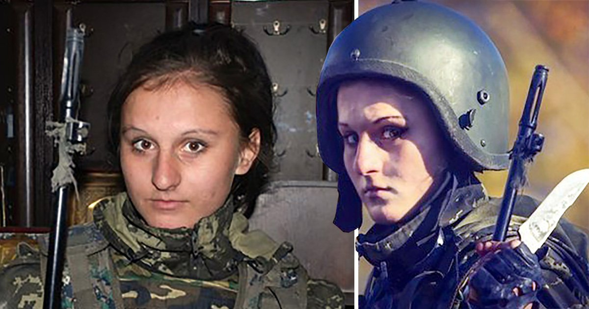 Sniper known as Snow White is 'liquidated' in Ukraine