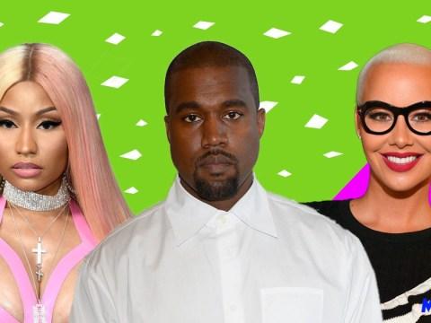 Humble Nicki Minaj gives Amber Rose serious credit for pushing her to Kanye West