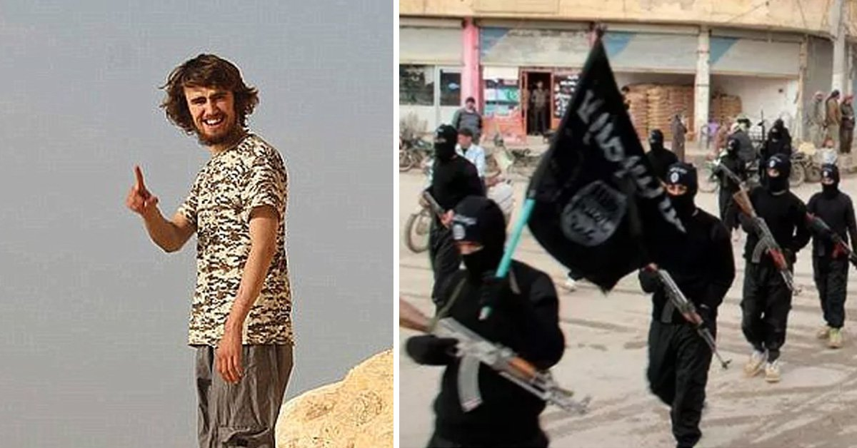 Oxford's 'Jihadi Jack' is charged with being an IS member