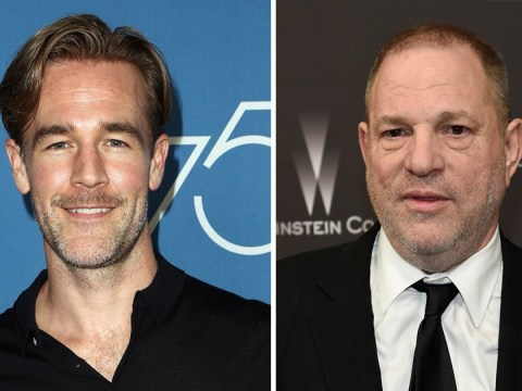James Van Der Beek hopes there'll be a 'fear of repercussions' after Harvey Weinstein scandal