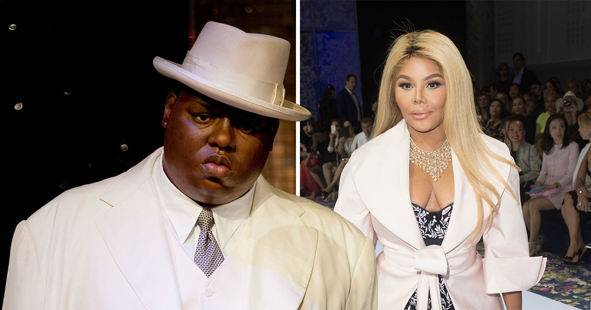 Biggie Smalls once pulled out a gun on Lil Kim in the studio