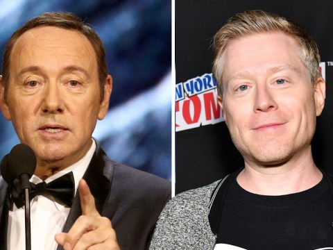 Actor Anthony Rapp accuses Kevin Spacey of climbing on top of him and trying to seduce him when he was just 14
