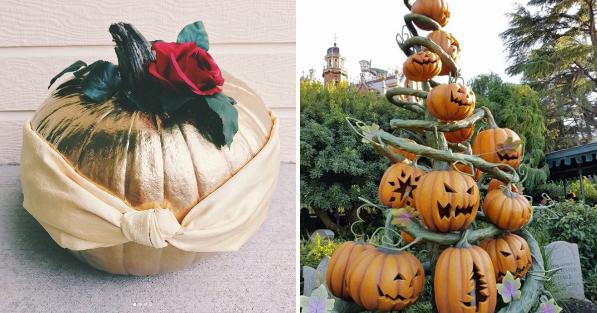 27 last minute pumpkin carving ideas for the Halloween-fanatics out there