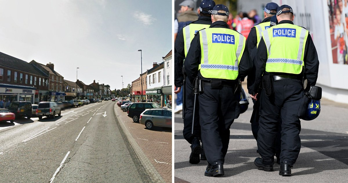 Two 14-year-old boys arrested for 'preparing an act of terrorism'