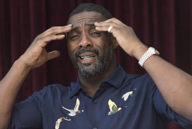 Idris Elba Spills The Tea On Awkward Moment Between Taylor Swift And Kanye West Metro News