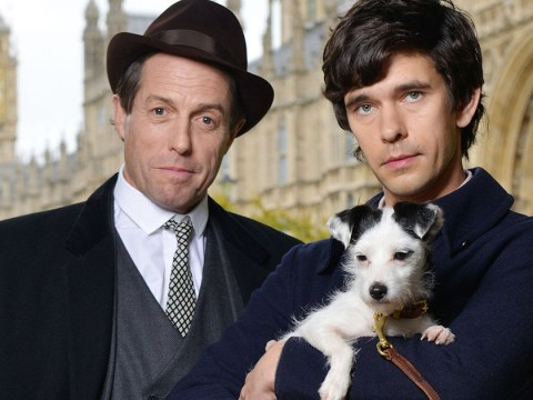 First look as Hugh Grant returns to TV for the first time in 20 years to play disgraced politician Jeremy Thorpe