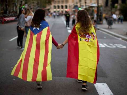 It's time to give Catalonia a legal referendum – and why Spain must respect the result