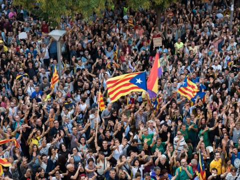 Catalonia will declare independence from Spain 'in a matter of days'