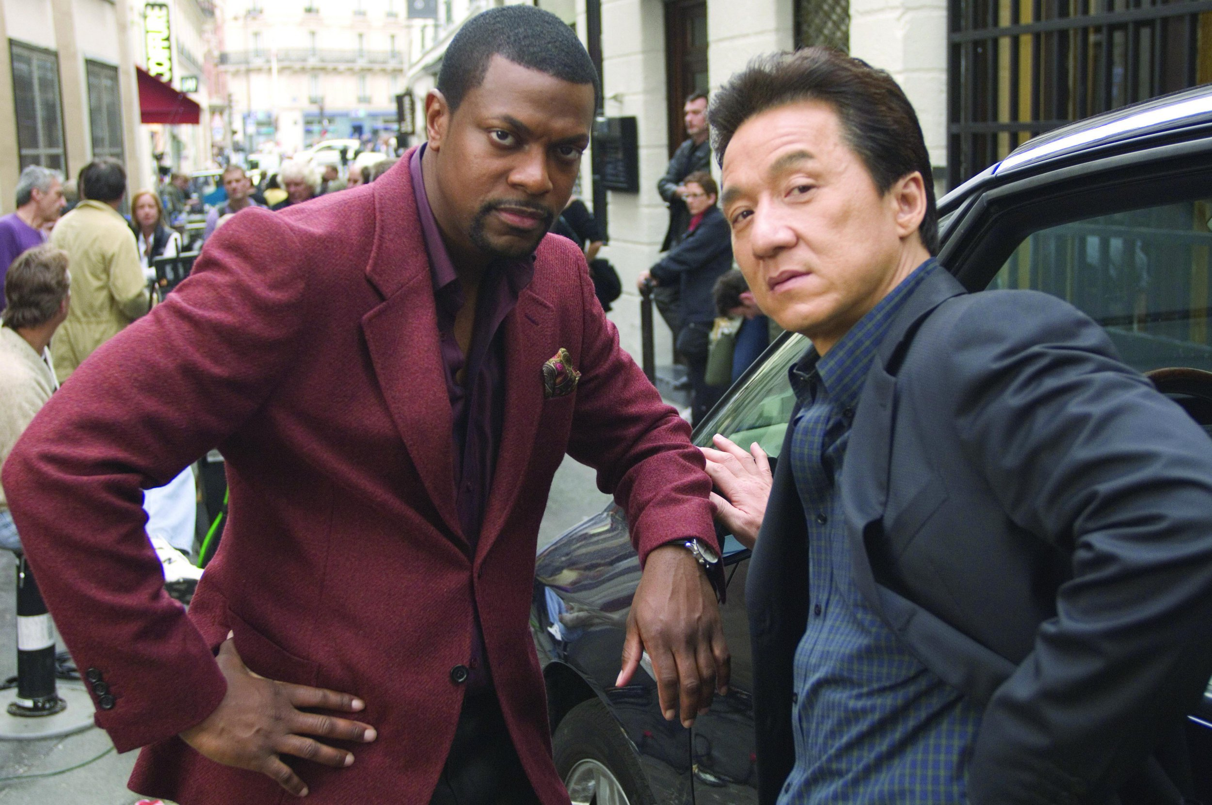 Jackie Chan confirms Rush Hour 4 will happen – as long as Chris Tucker signs on too