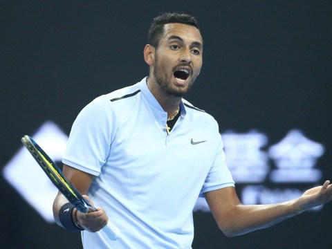 Nick Kyrgios ends 2017 early after suffering hip setback