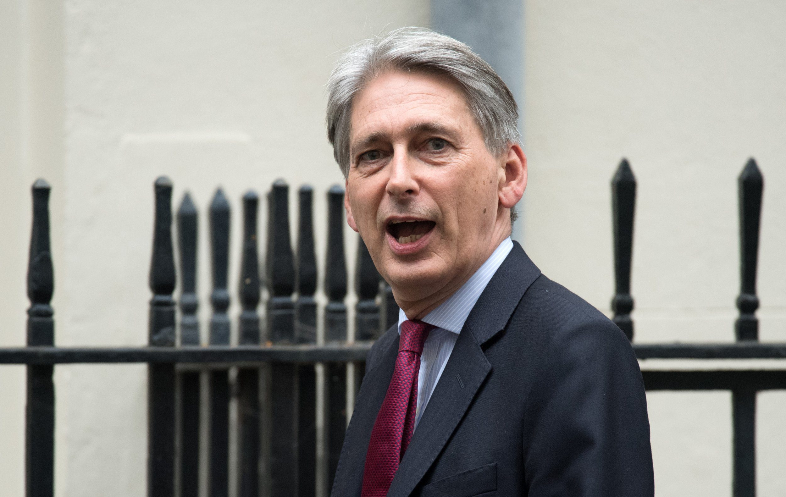 When is the budget 2017 and who is Chancellor Philip Hammond?