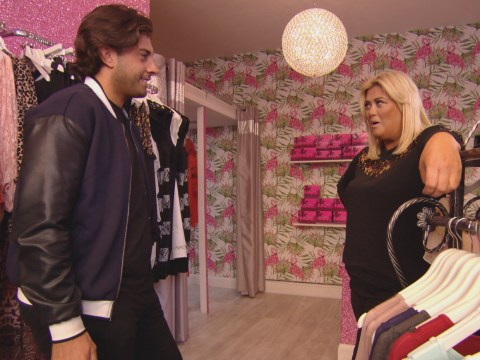 Arg returns to Towie after rehab stint leaving anxious Gemma Collins in tears