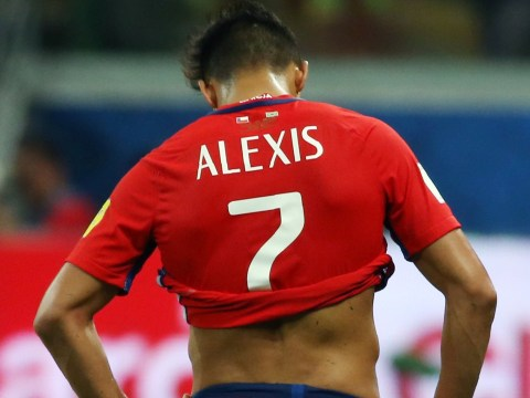 Alexis Sanchez effectively knocked out of World Cup by Arsenal team-mate David Ospina