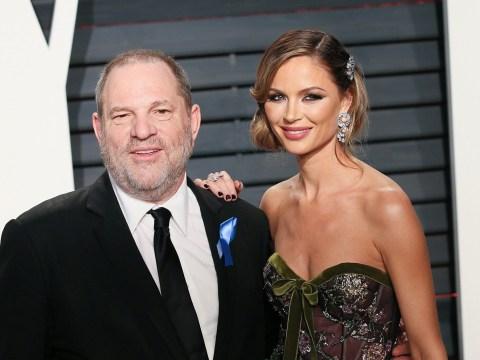 Disgraced movie mogul Harvey Weinstein and Georgina Chapman reach divorce settlement