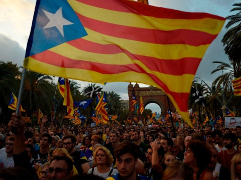 Spanish government seizes control of Catalonia in bid to derail independence