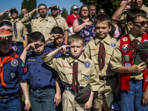 Can boys join Girl Scouts now?