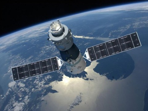 China's runaway Tiangong-1 space station is laden with toxic chemicals and set to crash to Earth in March 2018