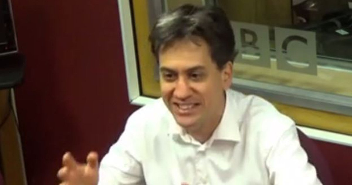 Ed Miliband hasn't ruled out a return to frontline politics