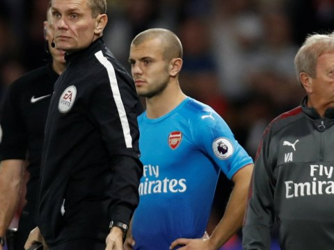 Arsene Wenger reveals why Jack Wilshere didn't play vs Watford after angry fan chants