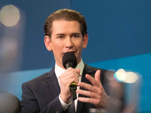 New Austrian leader 'will be Europe's youngest head of government'