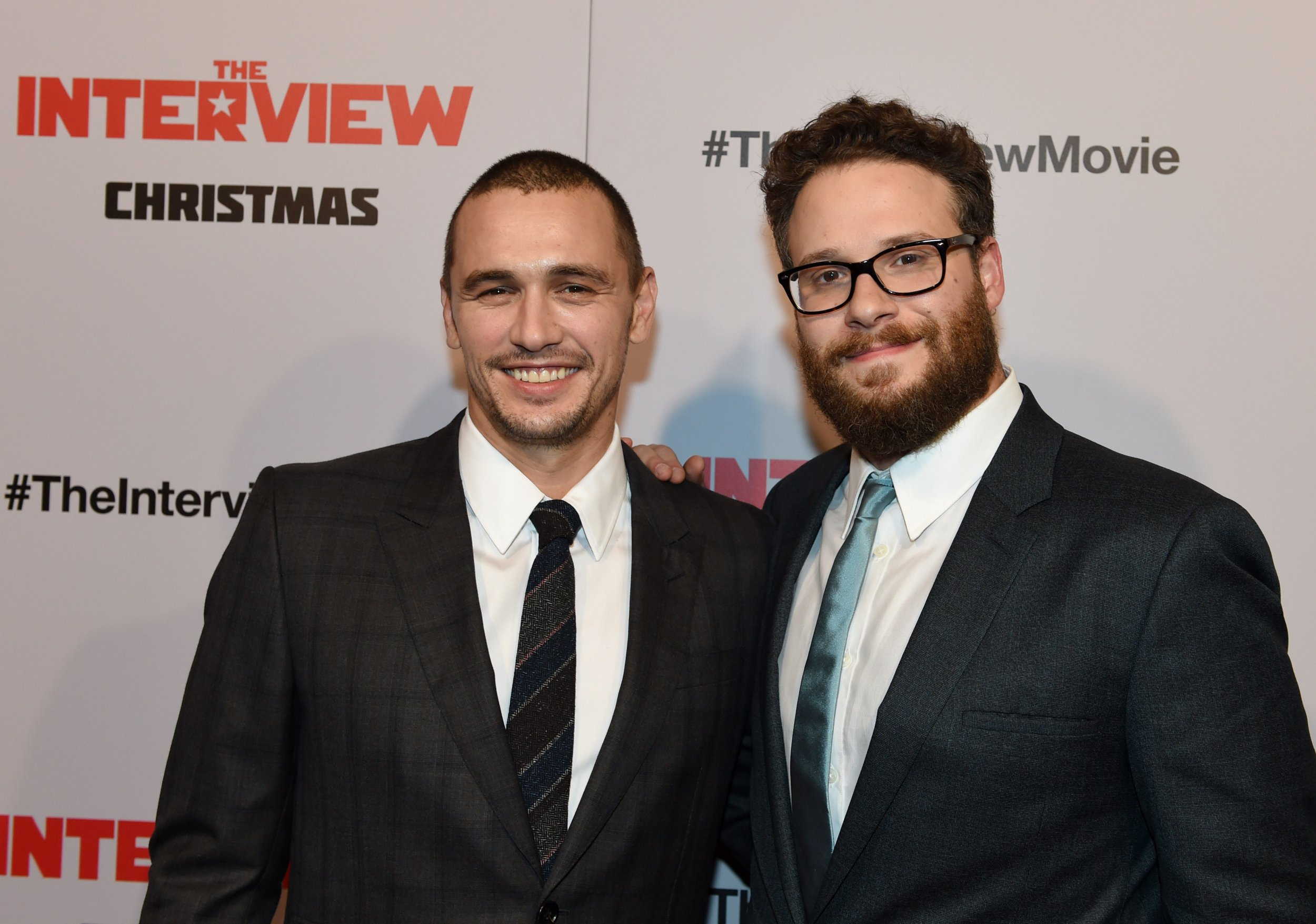 Seth Rogen addresses friend James Franco's sexual misconduct allegations: 'I'm friends with these people'