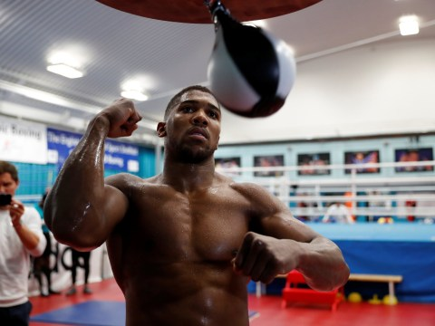 Anthony Joshua vs Carlos Takam fight time and undercard for Cardiff showdown