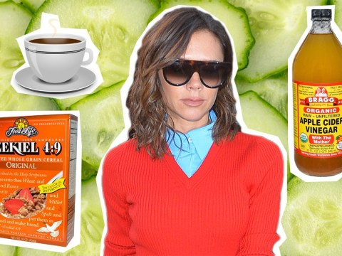 The weird and crazy snacks Victoria Beckham and her kids enjoy – from grilled seeds to vinegar at breakfast