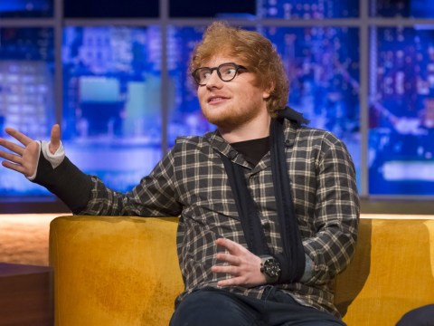 Ed Sheeran gets real and opens up about substance abuse and thanks girlfriend for saving him from 'dark place'