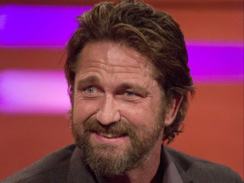 Gerard Butler suffered anaphylactic shock after taking 23 bee stings – when he was supposed to have one
