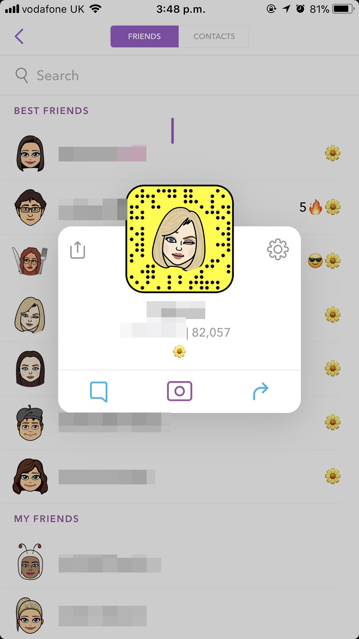 How to add someone on snapchat if you deleted them