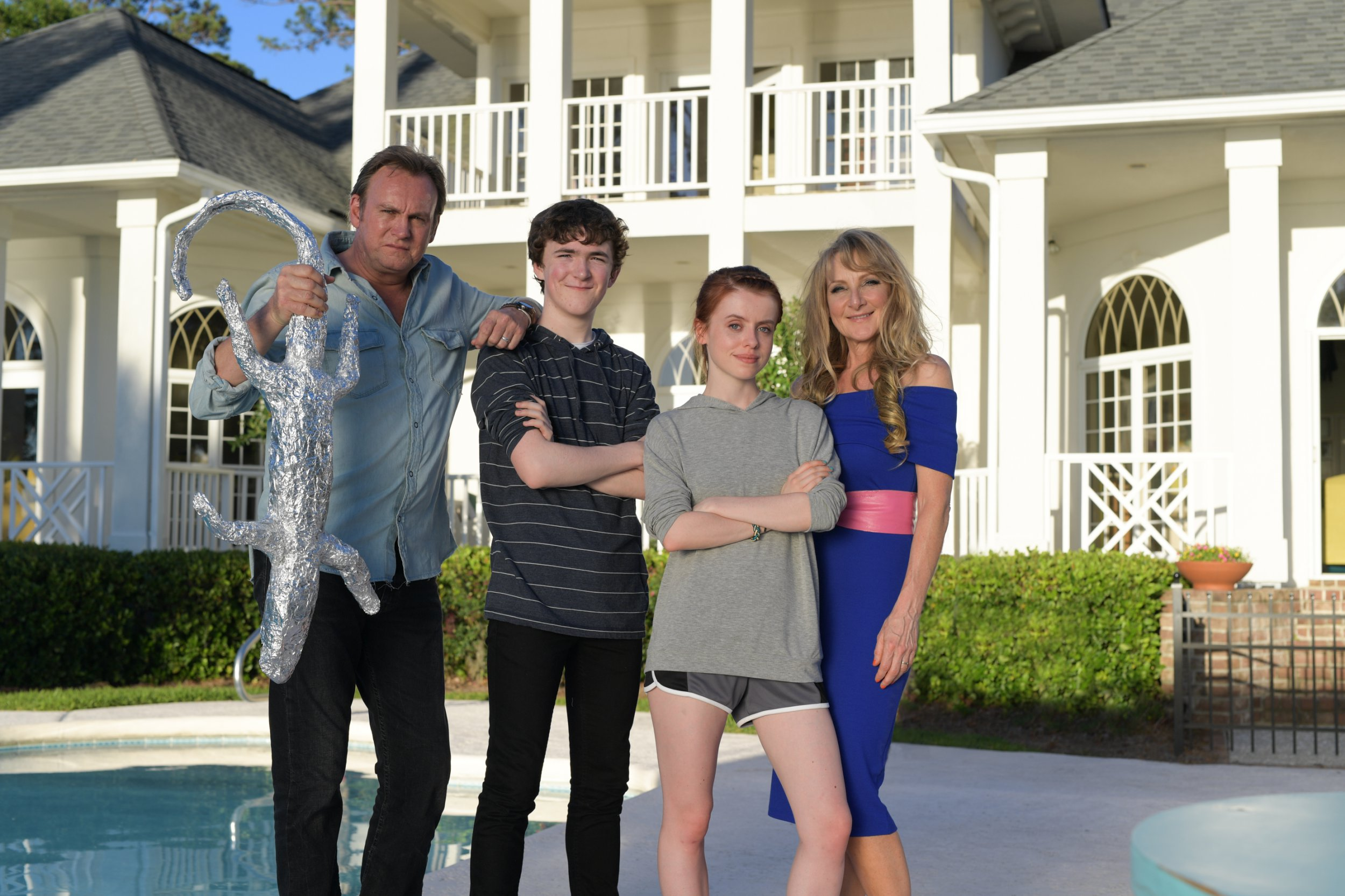 Sky1's Living The Dream is a sweet comedy about British expats living in the Deep South – just don't mention Trump