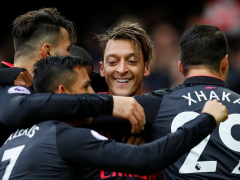 Martin Keown questions whether Arsenal superstar Mesut Ozil was playing for a move v Everton