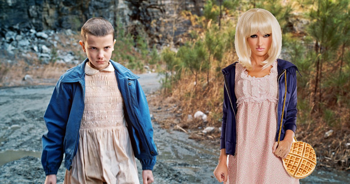 Stranger Things 'sexy' Halloween costume causes outrage among 'offended and disgusted' fans