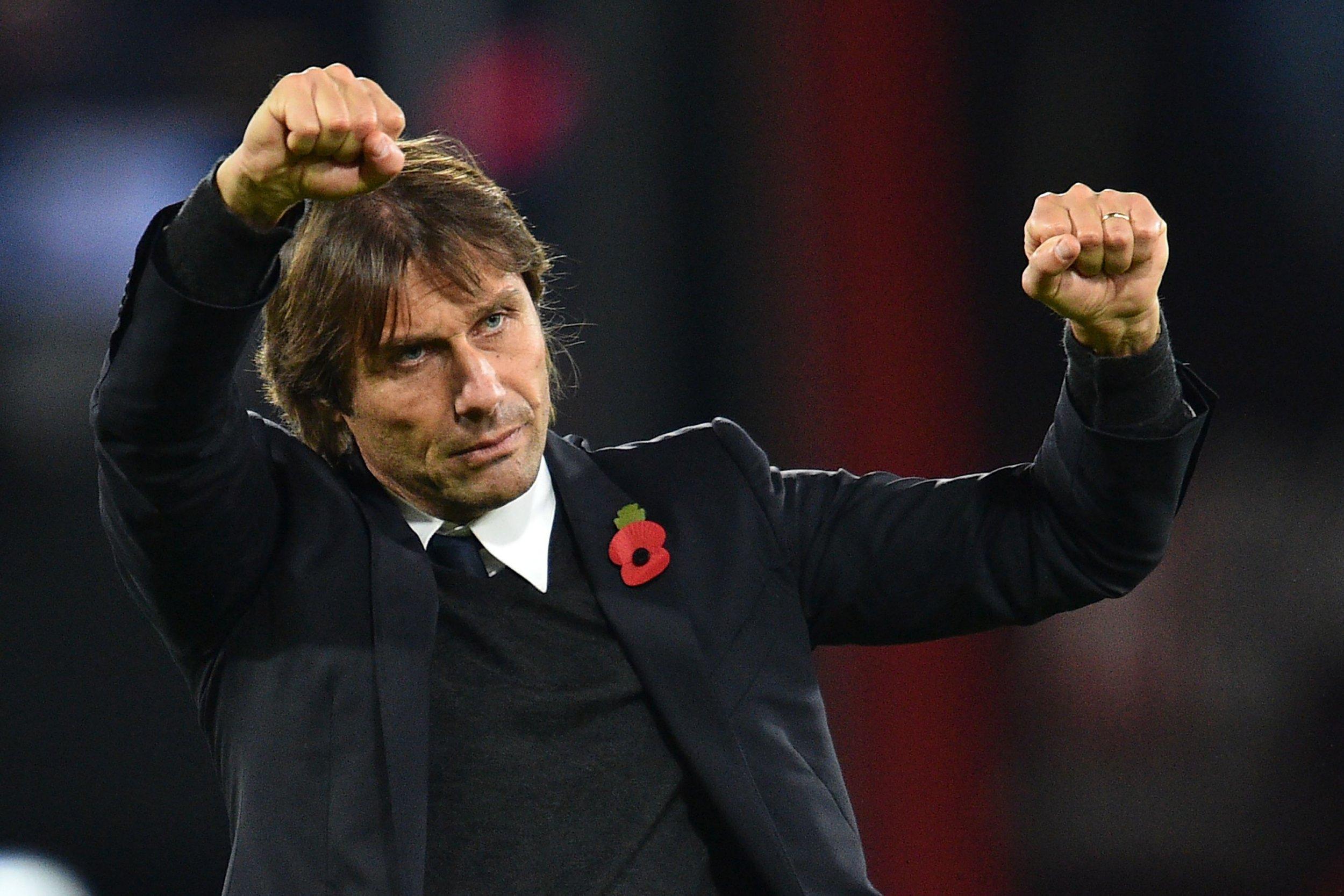 Antonio Conte relieved to have got through Chelsea injury crisis