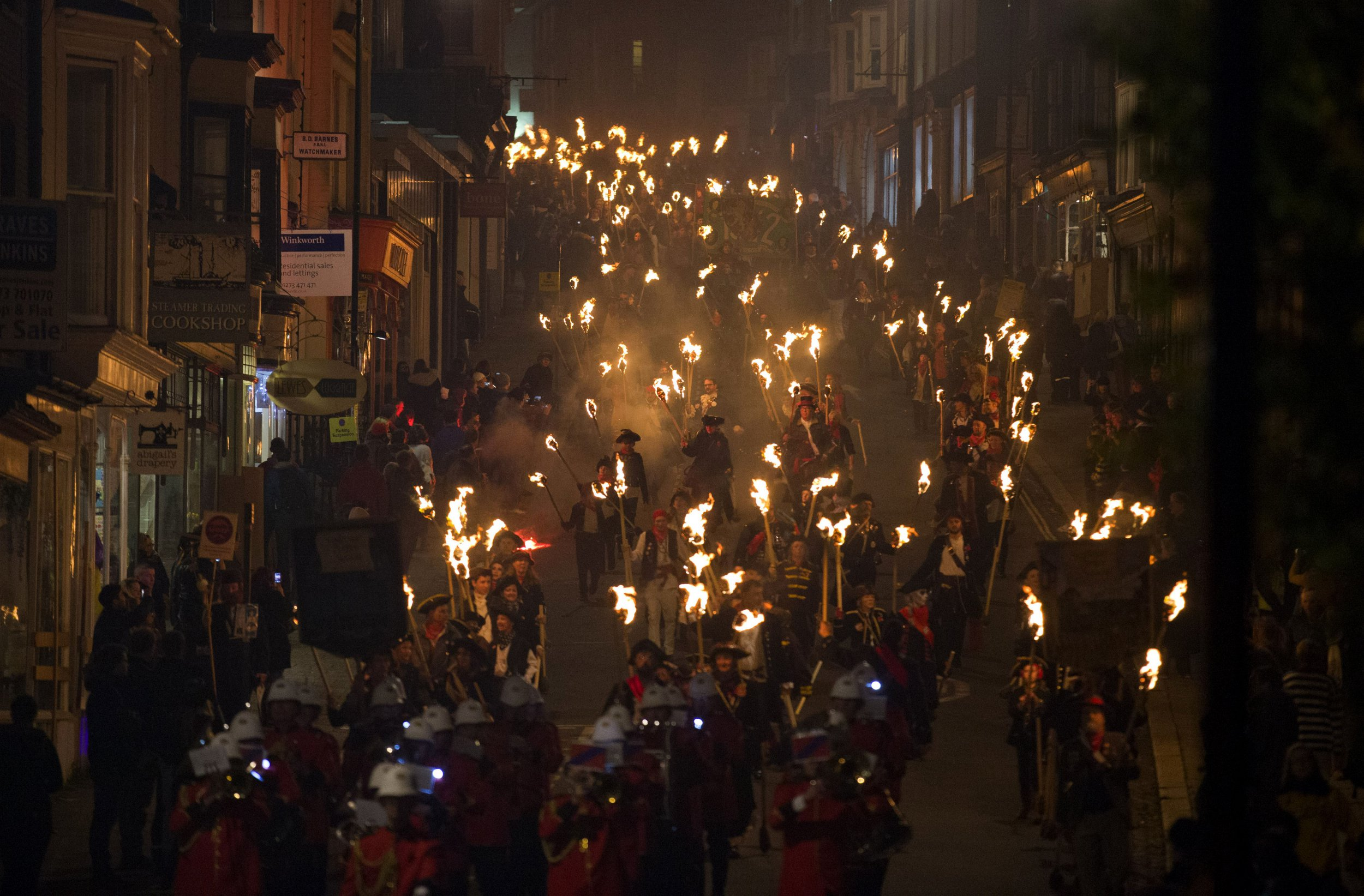 Why do we celebrate Bonfire Night, burn a guy and set off fireworks on November 5th?