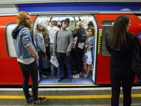 There's been a rise in 'angry' crimes on the Tube