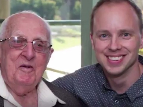 Watch this 104-year-old explain why he's voting for gay marriage in Australia