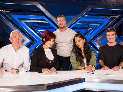 Sharon Osbourne blames falling X Factor ratings on 'kids in front of their computers all day, all night'