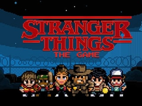 Stranger Things video game looks surprisingly great (and it's free)